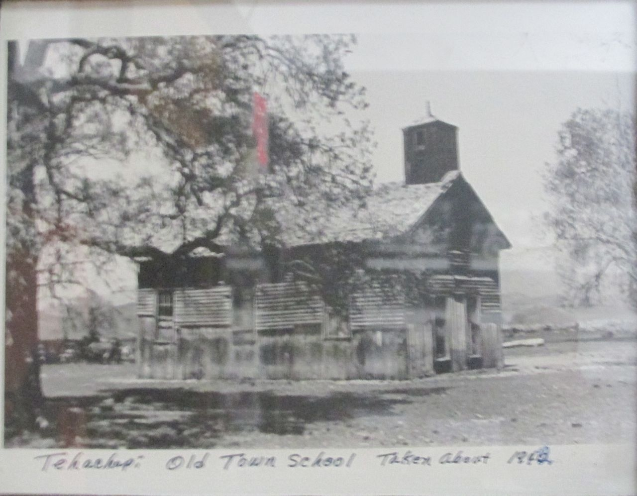 """Old Town"" School 1910"