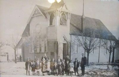 First Methodist & Episcopal Church image. Click for full size.