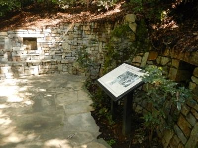 Sulphur Springs Grotto Marker image. Click for full size.