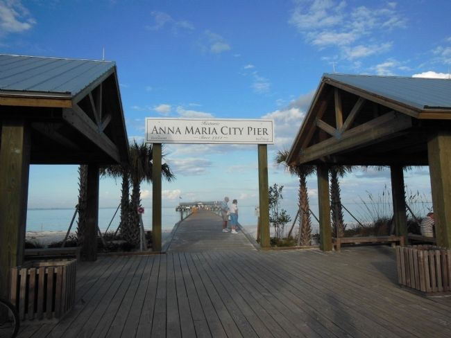 Anna Maria City Pier image. Click for full size.