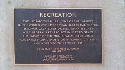 Recreation Marker image. Click for full size.