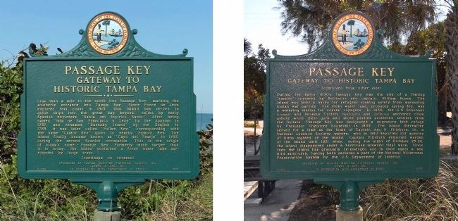 Passage Key Marker image. Click for full size.