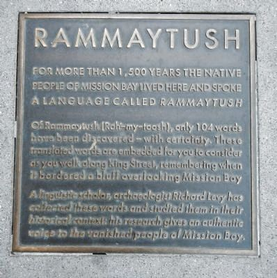 Rammaytush Marker image. Click for full size.
