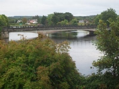 The River Erne at Belleek image. Click for full size.
