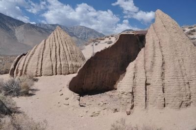 """Cottonwood Charcoal Kilns"" image. Click for full size."