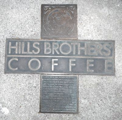 Hills Brothers Coffee Marker image. Click for full size.