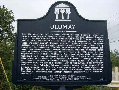 Ulumay Marker image. Click for full size.