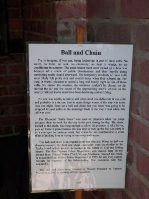 Ball and Chain image. Click for full size.