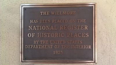 The Willmore Marker image. Click for full size.