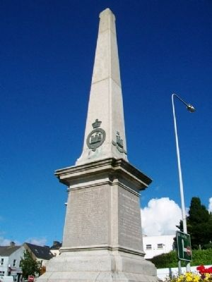South Africa War Memorial image. Click for full size.