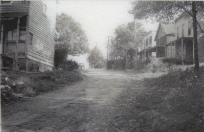 1400 Block of Rock Creek Road. image. Click for full size.