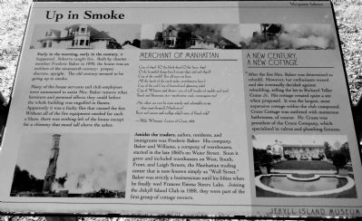 Up In Smoke Marker image. Click for full size.