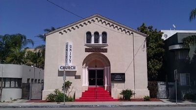 Long Beach Unity Society of Practical Christianity Church image. Click for full size.