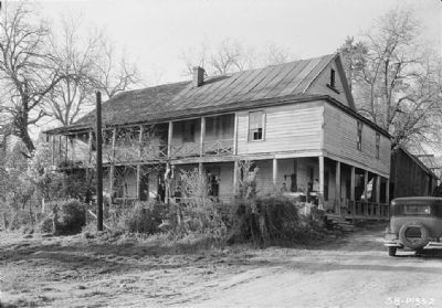 Dobbins Hotel, View from Southeast image. Click for full size.