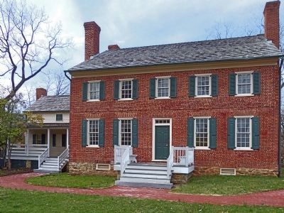 Locust Grove<br>South Front image. Click for full size.