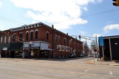 Downtown Ligonier image. Click for full size.