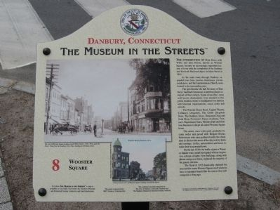 Wooster Square Marker image. Click for full size.