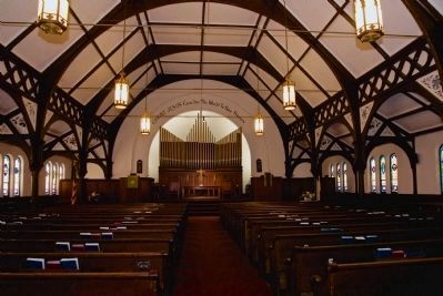 Clarkstown Reformed Church image. Click for full size.