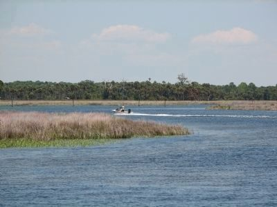 Mouth of Weekiwatchee River from the pier image. Click for full size.