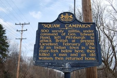 """Squaw Campaign"" Marker image. Click for full size."