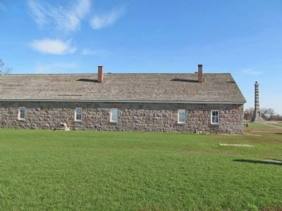 Fort Ridgely Historic Site image. Click for full size.