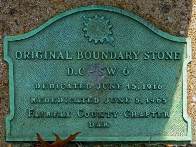 Original Boundary Stone image. Click for full size.