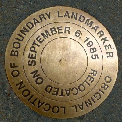 Original Location of Boundary Landmarker image. Click for full size.