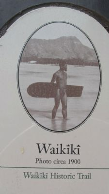 Waikiki Marker image. Click for full size.