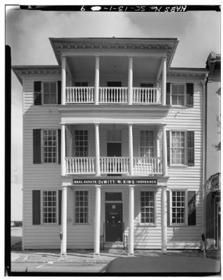 David Ramsay House image. Click for full size.