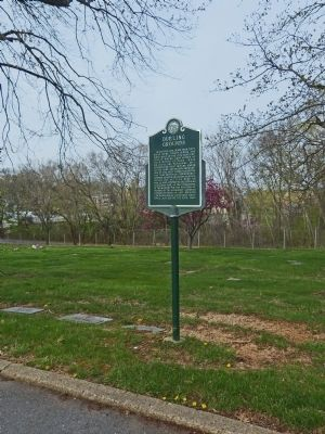 Dueling Grounds Marker image. Click for full size.