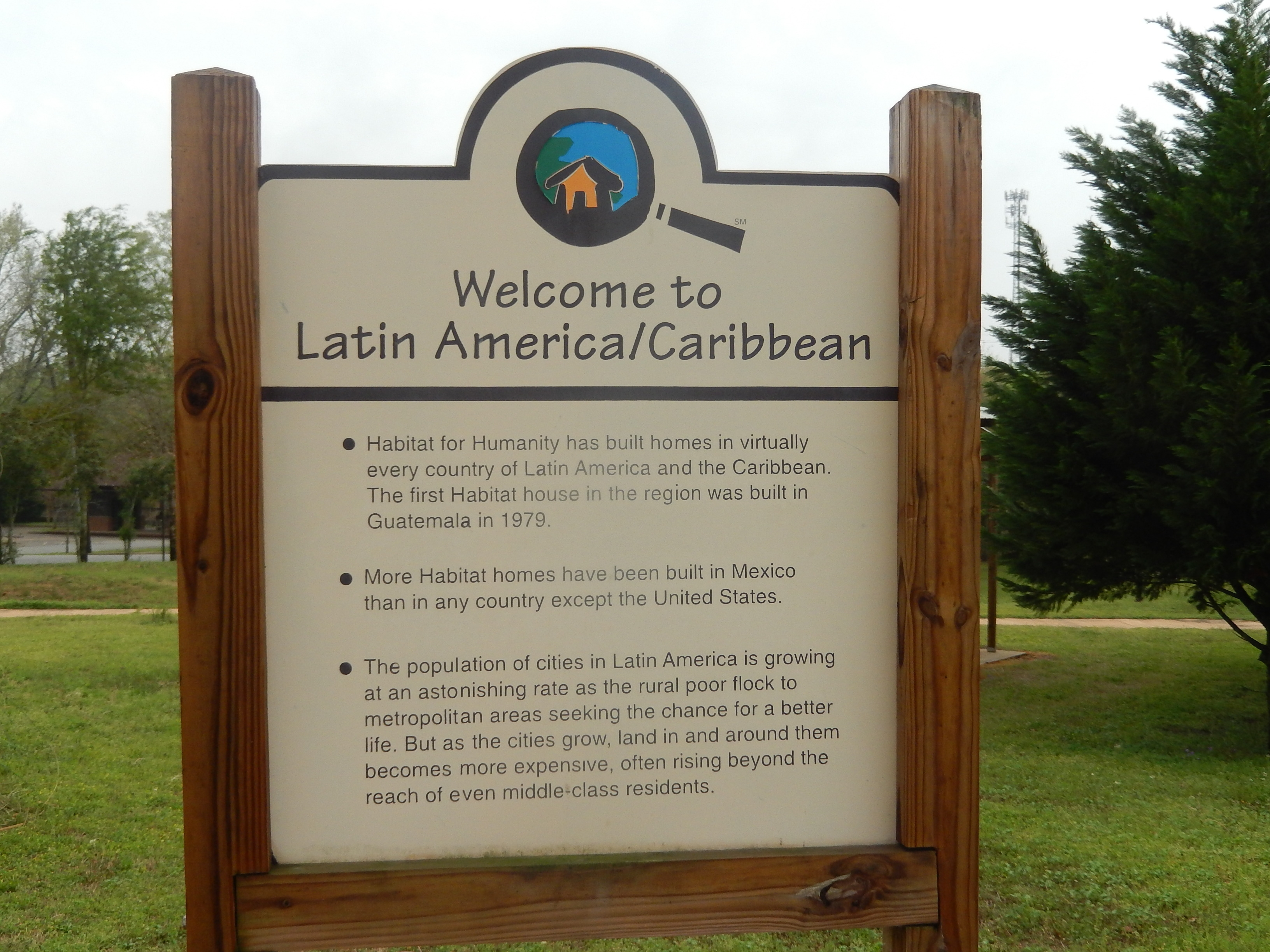 Welcome to Latin America/Caribbean Marker