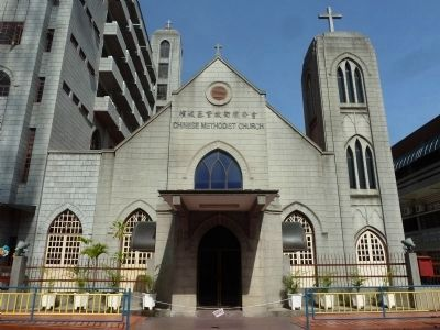 Penang Chinese Methodist Church image. Click for full size.