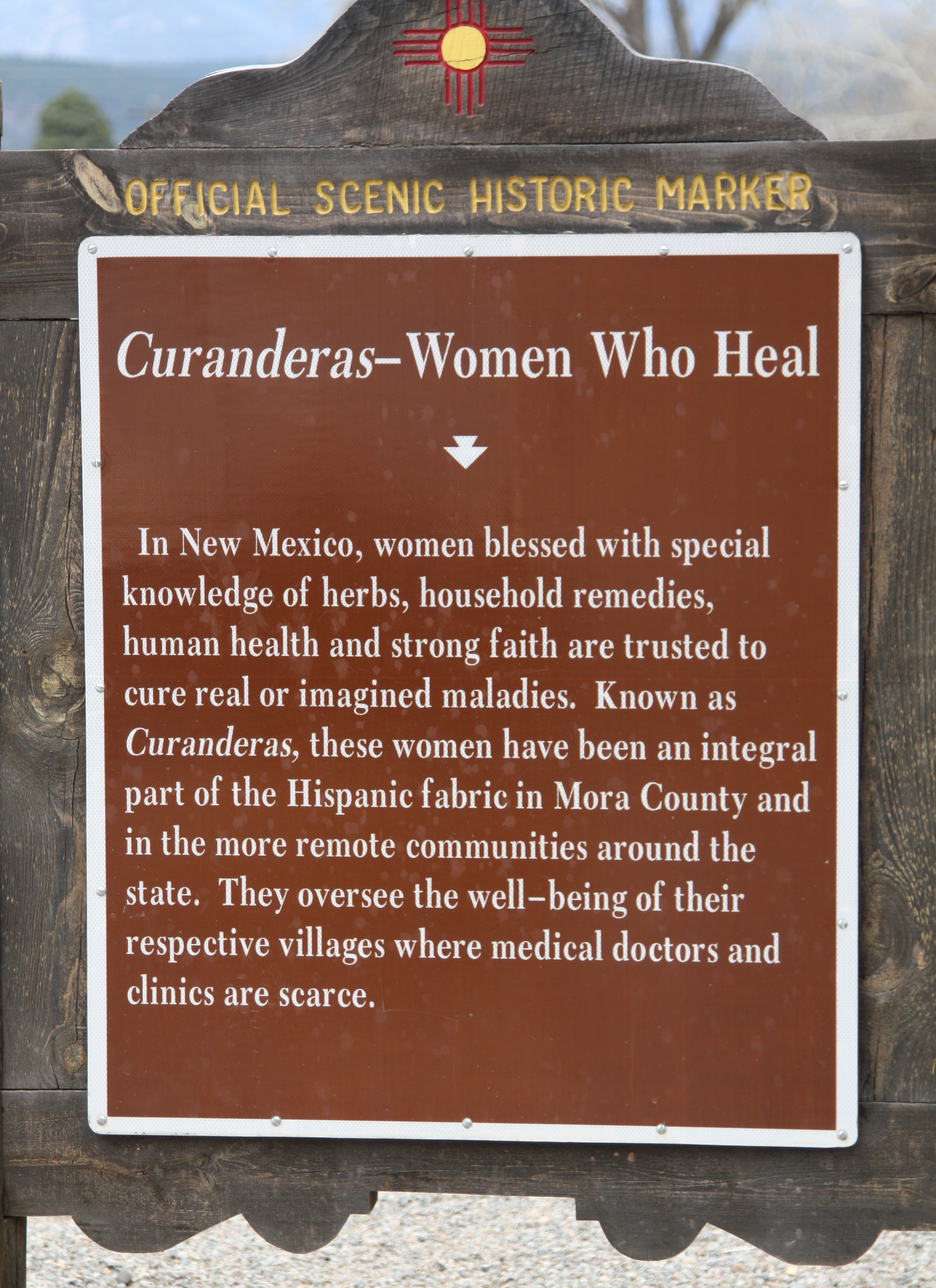 <i>Curanderas</i>—Women Who Heal Marker