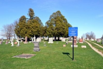 Washington / Union Cemetery image. Click for full size.