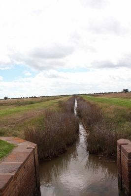 Moat Feeder Canal image. Click for full size.