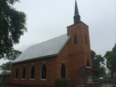 Gordon Baptist Church image. Click for full size.