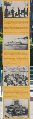 Ferry Boats Marker image. Click for full size.