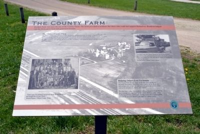 The County Park Marker image. Click for full size.