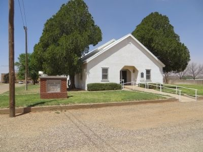 Meadow United Methodist Church image. Click for full size.