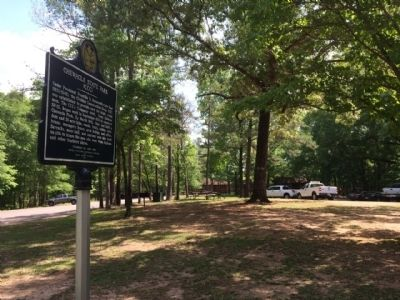 Chewacla State Park Marker area image. Click for full size.