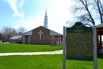 Overisel Reformed Church image. Click for full size.