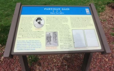Partisan Raid Marker image. Click for full size.