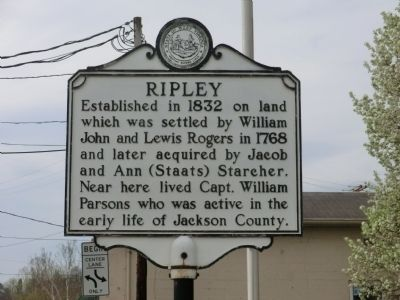 Ripley Marker image. Click for full size.