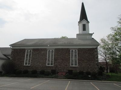 East Side North Ridge Methodist Episcopal Church image. Click for full size.