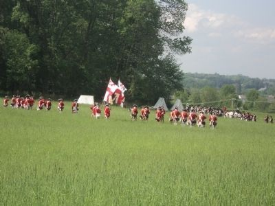 Battle of Brandywine image. Click for full size.