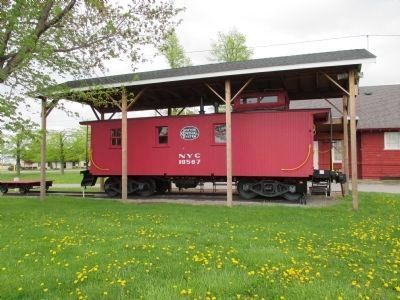 NYC Hojack Caboose image. Click for full size.