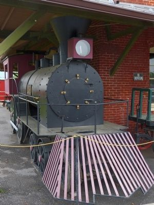 Replica Engine # 208 image. Click for full size.