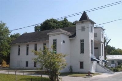 96 Evergreen Avenue The Zion Baptist Church image. Click for full size.