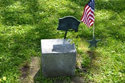Headstone for James Ranstead<br>Revolutionary War Soldier image. Click for full size.