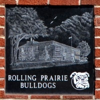 Illustration of Rolling Prairie School image. Click for full size.